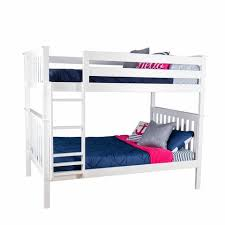 Kids Solid Wood Full Bunk Bed Beds \u2013 Max \u0026 Lily