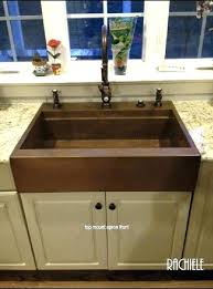 24 inch farm sink inch farmhouse sink retrofit copper a farmhouse sinks top mount or under 24 inch farm sink farmhouse