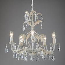 two john lewis annabella 5 arm chandelier and two matching wall lights