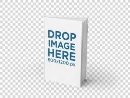 hardcover ebook mockup got a new book