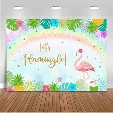 <b>Neoback</b> Let's Flamingle <b>Backdrop</b> for Photography Flamingo ...
