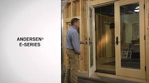 hinged patio door with screen. Hinged Patio Door With Screen