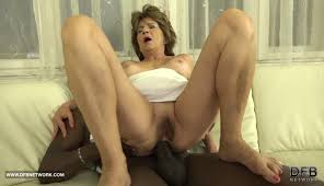 Grandma likes to get her pussy fucked by black dick on GotPorn.