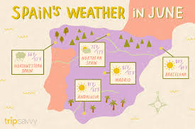 Tenerife Weather Chart June In Spain Weather And Event Guide