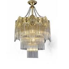 qihengzhaoming 8 light crystal chandelier ambient light 110 120v 220 240v