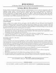 Hospitality Managerme Sample Samples Velvet Jobs Template
