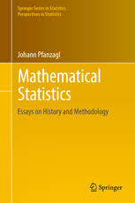 mathematical statistics essays on history and methodology  mathematical statistics