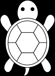 Small Picture Easy turtle outline Templates Pinterest Turtle Patterns and