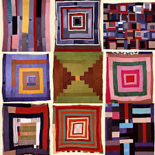 """the quilts of gee's bend Bronx Banter & From the 2003 exhibition, """"The Quilts of Gee's Bend. Adamdwight.com"""