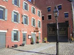 The Chart House Picture Of Boston Marriott Long Wharf