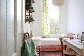 bedroom office desk. View In Gallery Scandinavian Home Office And Guest Bedroom Idea [From: Holly Marder] Desk