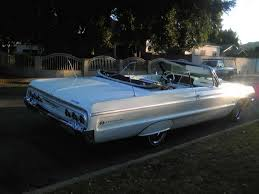 1964 Chevy Impala SS Convertible - Picture Car Locator