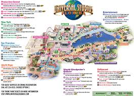 universal orlando maps