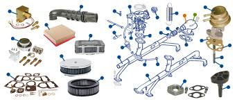vw t2 bay carburetor manifolds rebuild kits just kampers browse by diagram