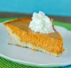 gluten free pumpkin pie love from the