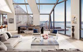 Herunterladen Hintergrundbild Wohnzimmer Moderne Interieur