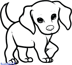 puppie coloring pages printable puppy images beagle extraordinary pound puppies