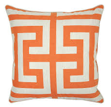 orange pillows amazoncom pillow perfect indooroutdoor sundeck