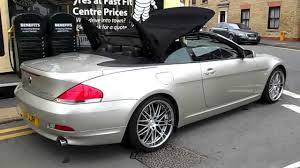 Coupe Series bmw 645 convertible : BMW 645 6 Series Auto 4.4 Convertible - Richtoy - HD - YouTube