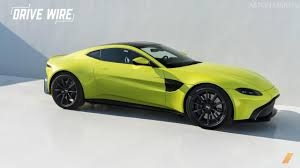 2019 Aston Martin Vantage Revealed: A Predator in Shark's Clothing ...