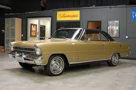 1967 Granada Gold Chevy Nova SS Super Sport for sale in Thousand ...