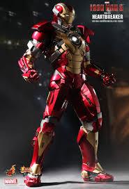 Iron Man 3 - Heartbreaker (Mark XVII) 1/6th scale Limited ... - Hot Toys
