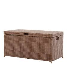 Furniture Box Jeco Deck Boxes Sheds Garages Outdoor Storage The Home Depot