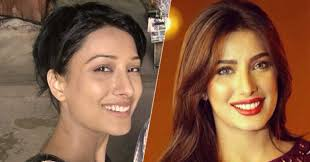 stani and indian actresses 0016 actress sridevi kapoor without makeup mehwish hayat without make up