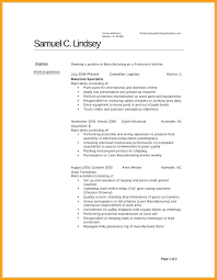 Best Solutions Of Cnc Machinist Resume Machinist Resume Sample