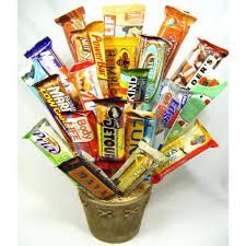 health nut bouquet