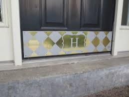 entry door kick plates. front door kick plate part - 42: entry plates c
