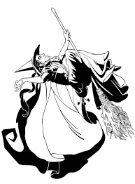 Small Picture Oz Witches Coloring PagesWitchesPrintable Coloring Pages Free