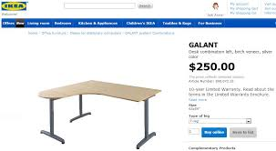 ikea galant desk for billionaires now you too can like a world famous billionaire