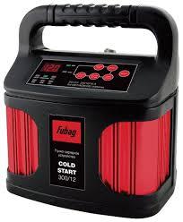 Пуско-зарядное <b>устройство Fubag Cold</b> start 300/12 — купить по ...