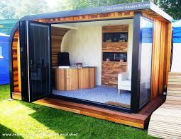 office garden shed. Contemporary Garden Room, Office Shed From SME Business Farm | Readersheds.co. R