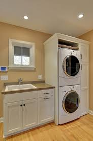 full size stackable washer dryer.  Stackable Home And Furniture Exquisite Stackable Full Size Washer Dryer Of  Stacked Exceptional Transitional Laundry With A