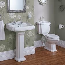 windsor traditional toilet basin set image 1