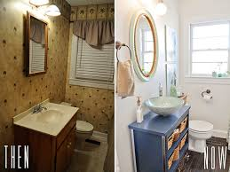 how to renovate a bathroom on a budget. DIY Budget Bathroom Renovation Reveal How To Renovate A On U