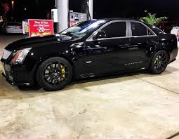 Matthew Wright's 2011 Cadillac CTS-V Coupe on Wheelwell