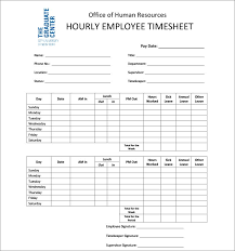 daily timesheet template free printable timesheet template free printable template business idea