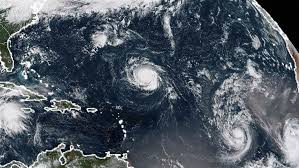 how florence became a 4 storm
