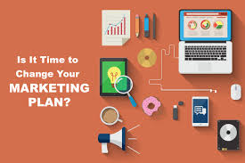 is it time to change your marketing plan blog when was the last time you and your team sat down to evaluate the success of your current marketing plan are the current promotions working the way you