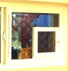 post cat door exterior with built in pet ready doors glass cost patio panel cat door