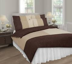 magnificent brown and teal duvet sets with captivating brown duvet sets by covers design interior gallery