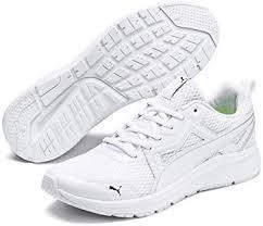 Puma Pure Jogger Unisex Adults Sneakers White 40 Eu Buy
