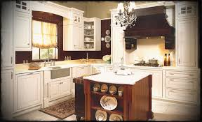 Off White Country Kitchen At Ideas Antique Style French The Cure Is