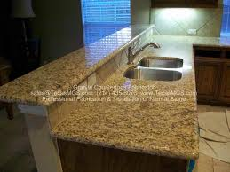 granite countertop installation new venetian gold flower mound tx
