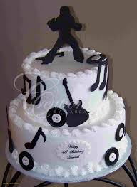 Music Birthday Cakes Best Musical Birthday Cake With Name Of Music S
