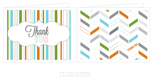 Free Printable Thank You Postcards Free Thank You Cards Free Printable Kiki Company