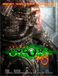 ron s cyborg parts in resources and add ons brushes and effects 3d models